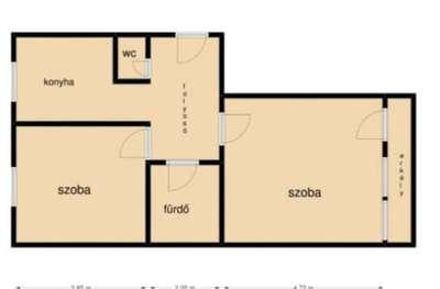 Eladó panellakás - Kaposvár (Búzavirág lakótelep) / 7. kép