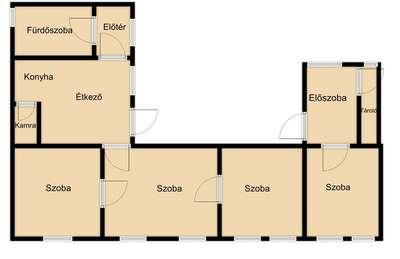 Eladó családi ház - Bikal / 1. kép